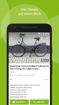 EBay Kleinanzeigen For Germany APK screenshot thumbnail 3