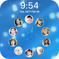 Lock screen cirle APK for Bluestacks