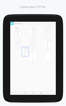 Adobe Acrobat Reader APK screenshot thumbnail 14