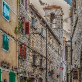 Kotor, Montenegro by Angela Higgins - City,  Street & Park  Neighborhoods