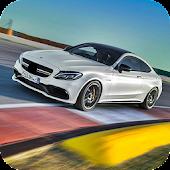 Game C63 Car Drive Simulator APK for Kindle