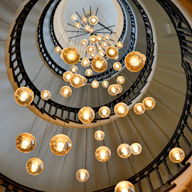 Spiral by Heather Aplin - Buildings & Architecture Architectural Detail
