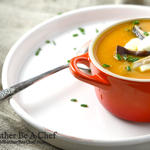Roasted Vegetable Soup (Low-Carb, Dairy & Gluten-Free)