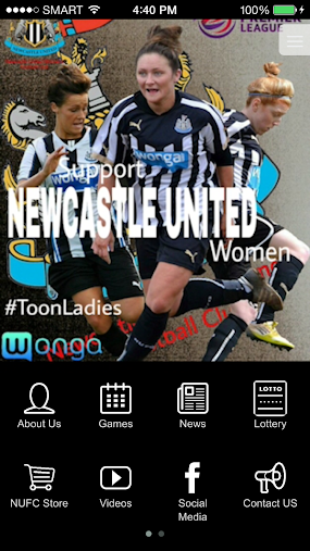 Newcastle United Women's FC APK