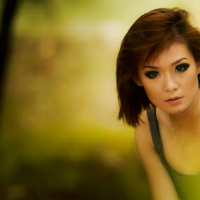 beauty of stella by Lucky  Ariya wijaya - People Portraits of Women