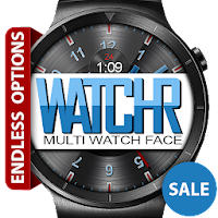 WatchR  Multi Watch Face amp Clock Widget on PC / Windows 7.8.10 & MAC