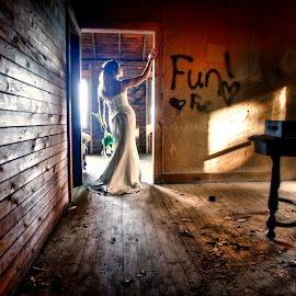 by T. Lee Kindy - Wedding Bride