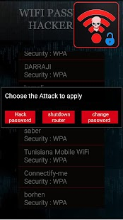 Download WiFi Password Hacker Simulator APK to PC
