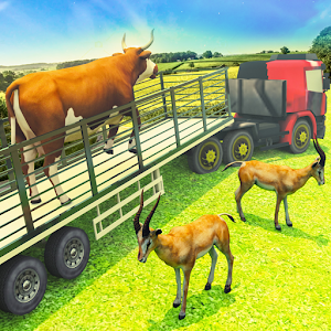 Animal Transporter Offroad Drive For PC (Windows & MAC)