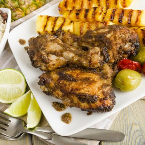 Brown Sugar Cumin Jerk Chicken