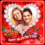 Valentine's Day Photo Frames 2018 Icon