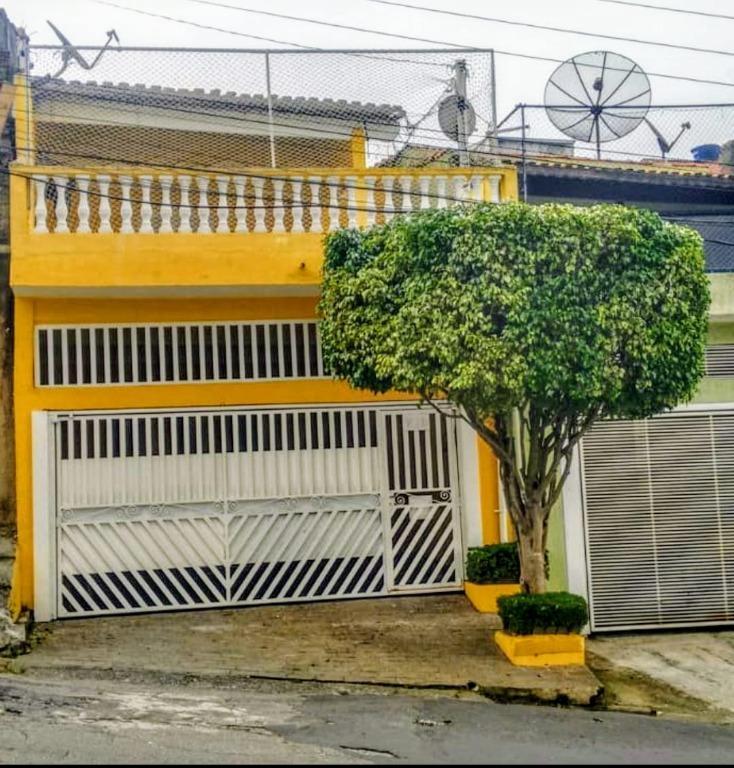 Sobrado Condomínio Maracanã Santo André