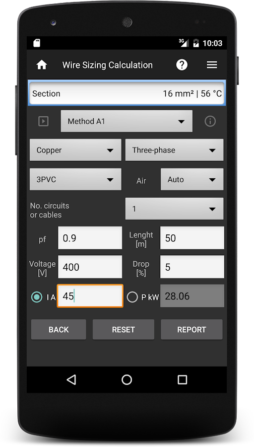Mobile Electrician Pro Screenshot 6