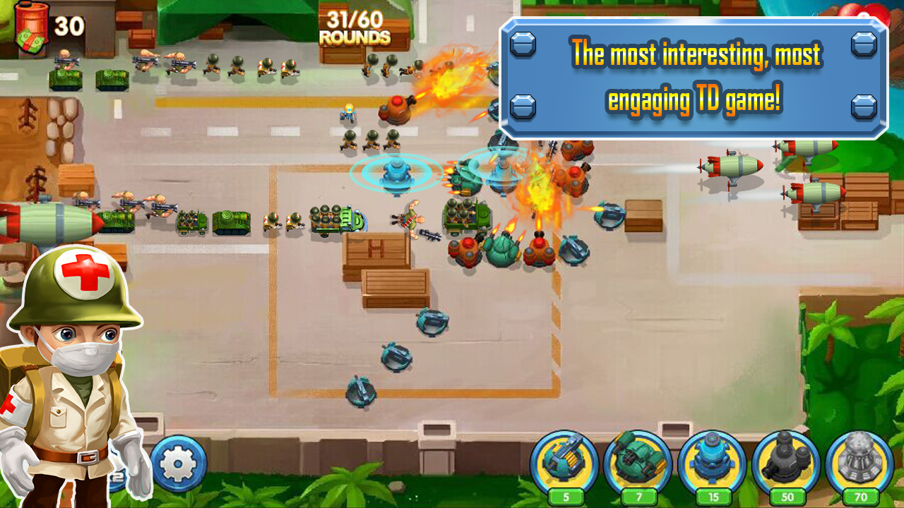 Epic Defenders TD Screenshot 8