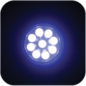 APK App Flashlight - Tiny Led Torch for iOS
