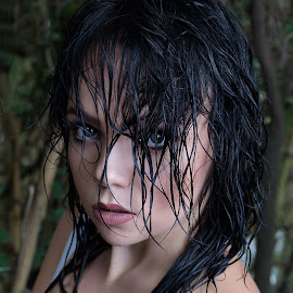 Cindy - Wet by Happy Snapper - People Portraits of Women