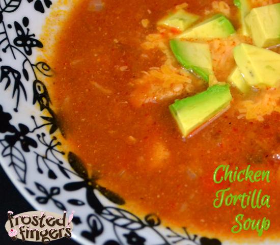 Chicken Tortilla Soup Recipe | Yummly