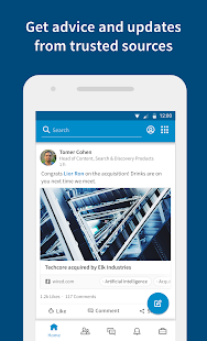 LinkedIn APK for Bluestacks