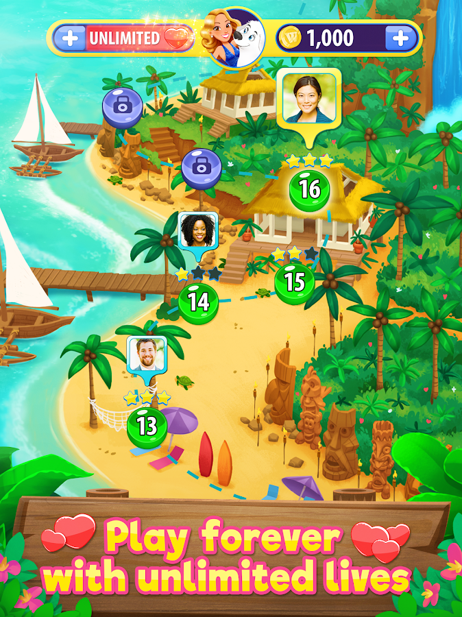 Wheel of Fortune PUZZLE POP Screenshot 6