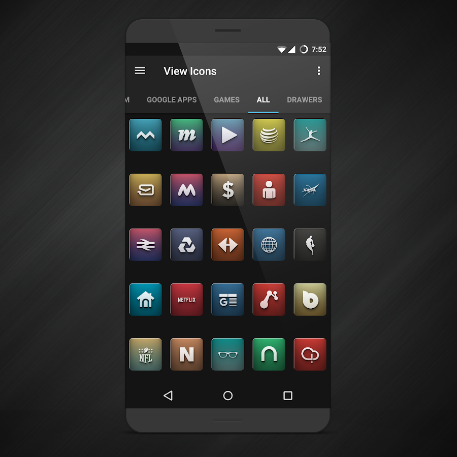 Orion UI Icon Pack Screenshot 5
