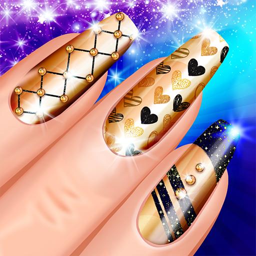 Magic Nail Spa Salon:Manicure Game (game)