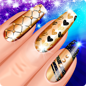 Magic Nail Spa Salon:Manicure Game icon