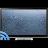 Rainy Window on TV/Chromecast