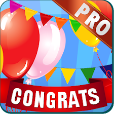 Congratulations Greetings PRO