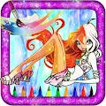 WinX Coloring Book APK for Bluestacks