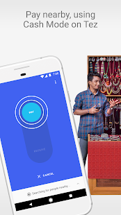 Tez – A new payments app by Google Screenshot