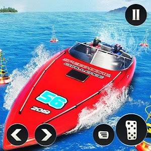 Speed Boat Racing Challenge For PC / Windows 7/8/10 / Mac – Free Download