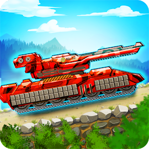 Tank Race: WW2 Shooting Game Icon