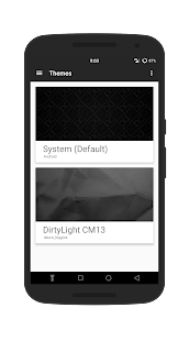 DirtyLight CM13 Theme- screenshot thumbnail