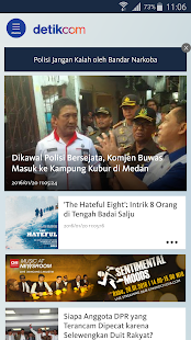 App detikcom APK for Kindle