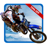 MotoX: Winter Trials APK Image