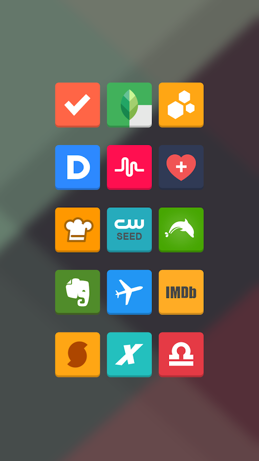 Apollo Icon Pack Screenshot 4