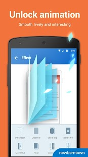 App Solo AppLock-DIY&Privacy Guard apk for kindle fire
