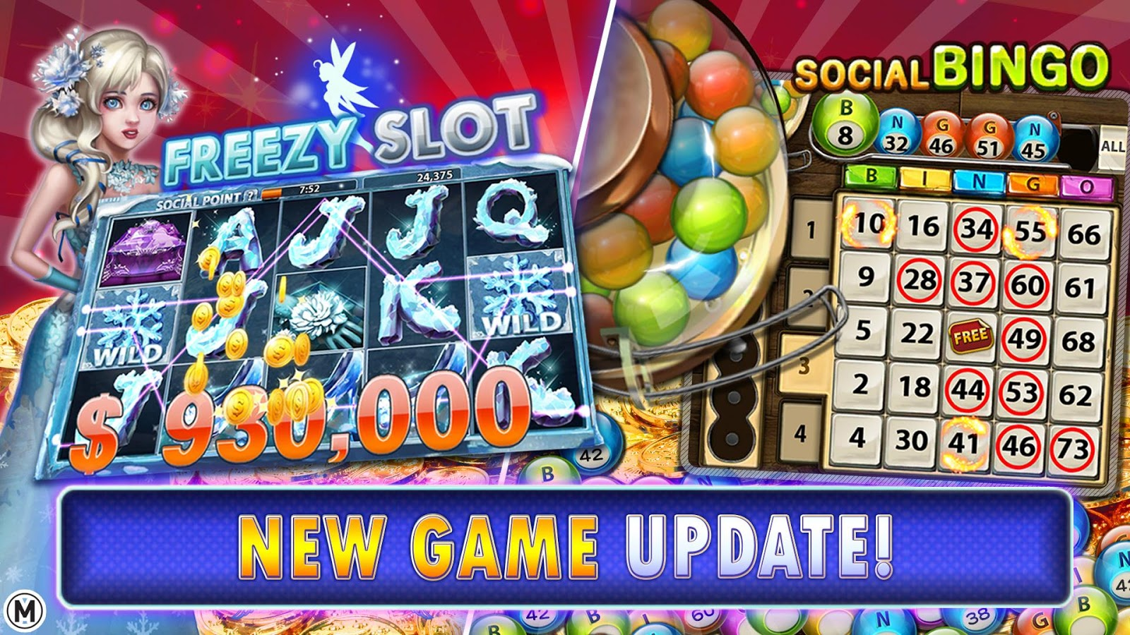 Full House Casino- Lucky Slots Screenshot 9
