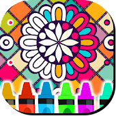 Game Mandalas Coloring Book Adults APK for Kindle