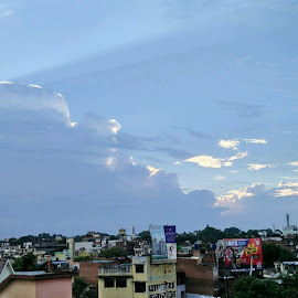 by Dharmendra  Singh - City,  Street & Park  Vistas