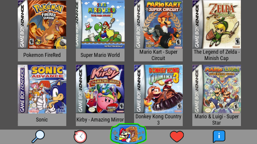 Emulator For All - NES SNES GBA GBC MAME N64 For PC