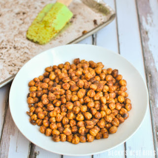 Smoky Spice Blend Roasted Chickpeas
