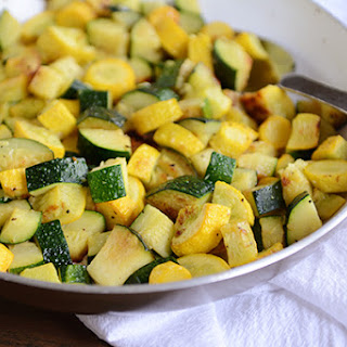 Zucchini And Yellow Squash Side Dish Recipes