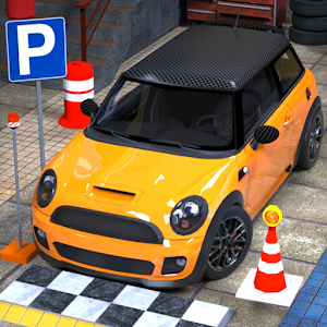Dr. Parker : Real car parking simulation Icon