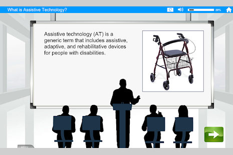 Assistive Technology Pro - screenshot