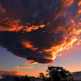 by Urša Kokalj - Landscapes Cloud Formations