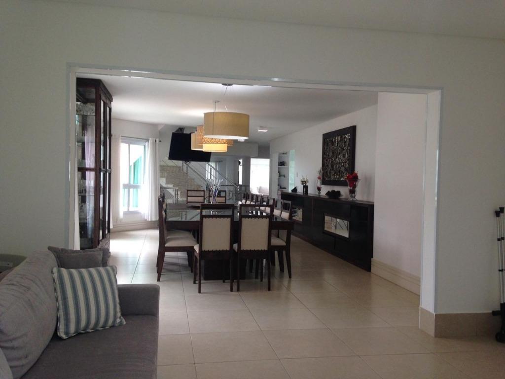 Linda Casa com 5 dormitórios à venda, 453 m² por R$ 2.200.000 - Parque dos Lagos - Mogi das Cruzes/SP