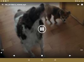 Screenshot of AllCast