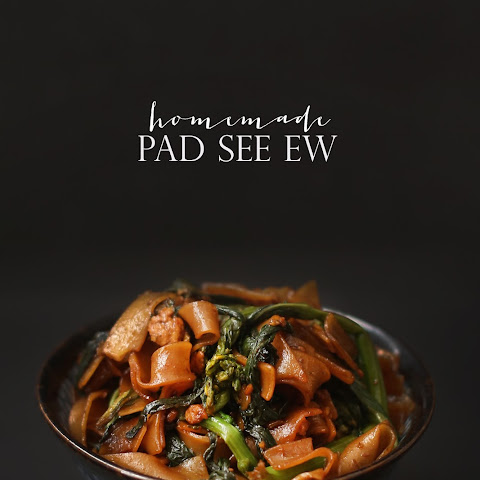 Homemade Pad See Ew