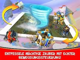 Screenshot of Schloss Konflikt: Castle Clash